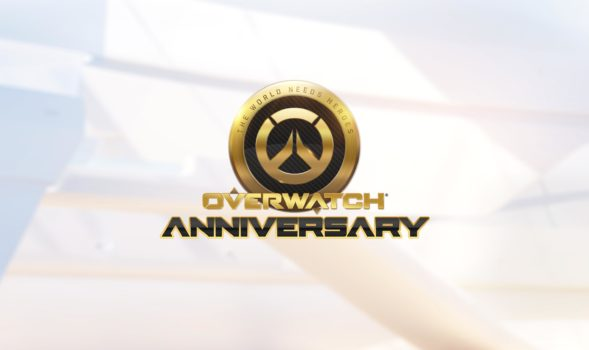overwatch, anniversary event