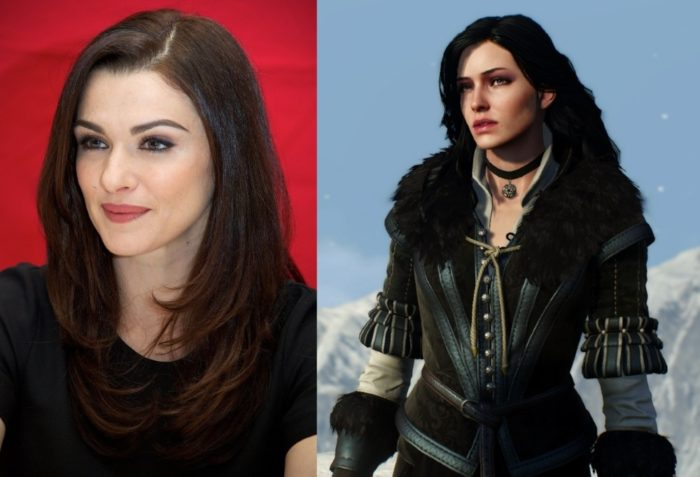 The Witcher, witcher, netflix, series, show, tv, cast, casting, actresses, yennefer