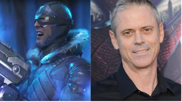 Captain Cold - C. Thomas Howell