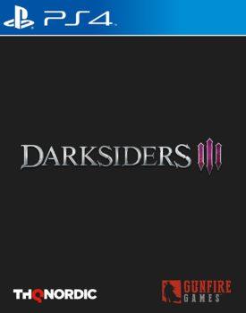 darksider iii cover