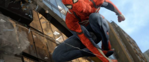 is spider-man ps4 coming to pc, spider-man, ps4, sprint, save