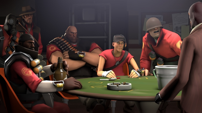 Team Fortress 2, Valve, PC
