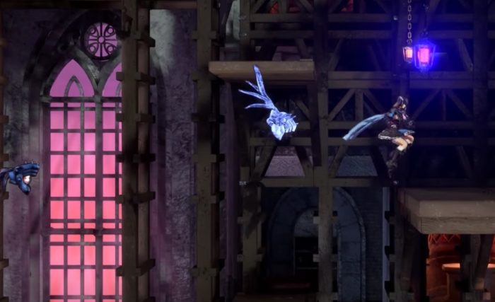 bloodstained, bloodstained: ritual of the night, familiar