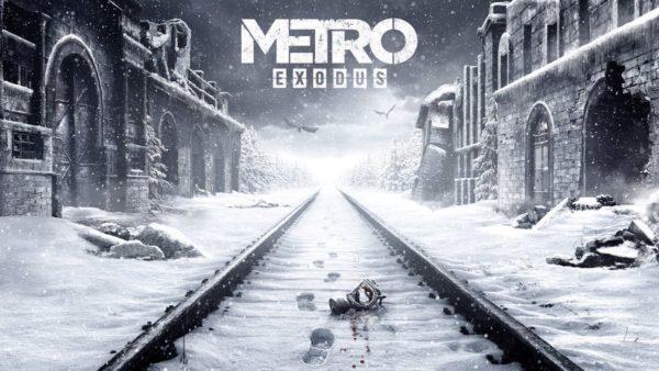 metro exodus, xbox one x, e3 2017