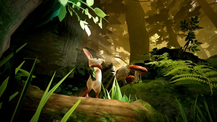 moss, e3 2017, e3, hands on, psvr, vr