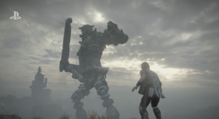 Shadow of the Colossus remaster, surprise