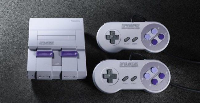 Super Nintendo Entertainment System: Classic Edition