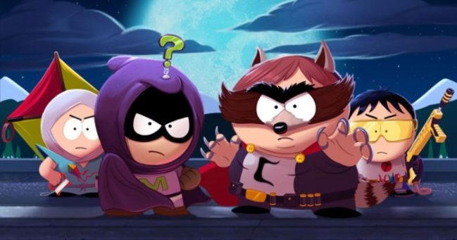 South Park: The Fractured But Whole - Oct. 18