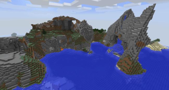 Coastal Crags