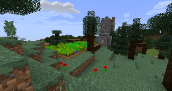 Top 15 Best Minecraft 1 12 Village Seeds