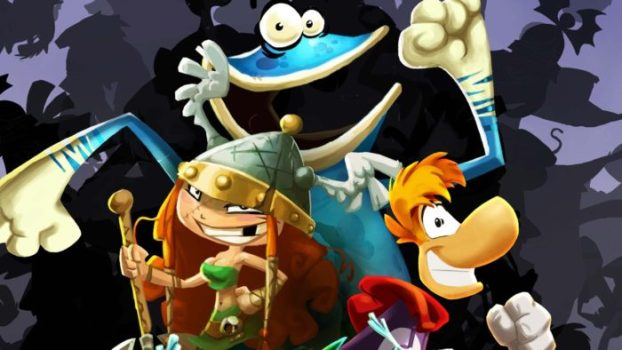 Rayman Legends (PS4, PS3, Xbox One, Xbox 360, PC, Wii U, Switch)