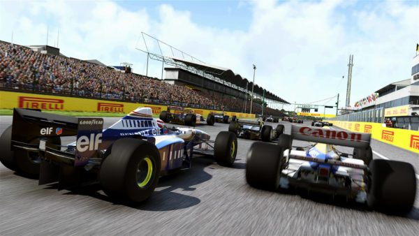 F1 2017, Codemasters, Xbox One, PS4, PC, Formula One