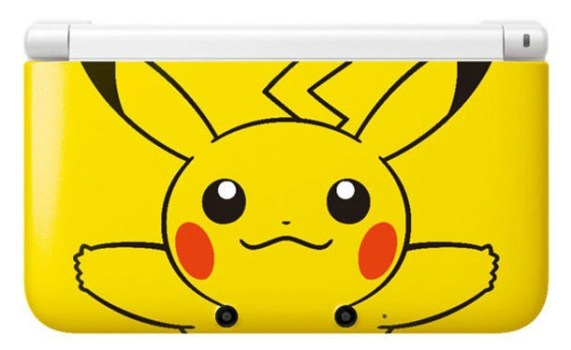 Pikachu Edition 3DS XL