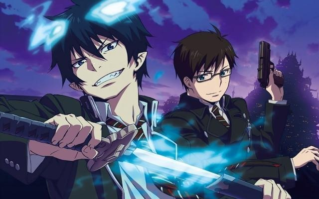 Anime Netflix Blue Exorcist