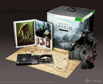 The Elder Scrolls V: Skyrim Collector's Edition