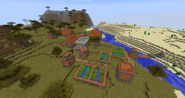 River Savanna Village