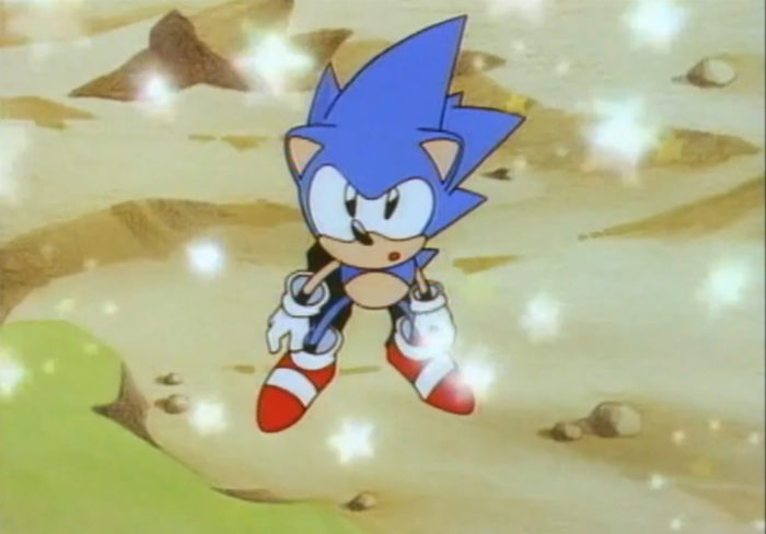 Sonic, Sonic the Hedgehog, Sonic CD