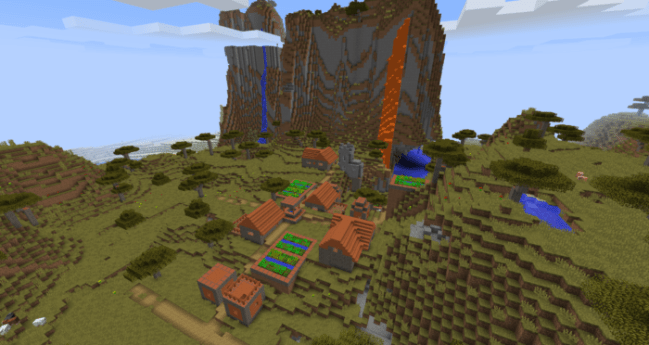 Volcano Village