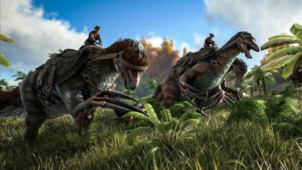 ascend, ark: survival evolved