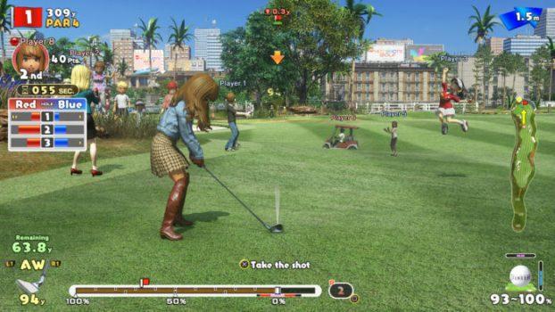 24. Everybody's Golf