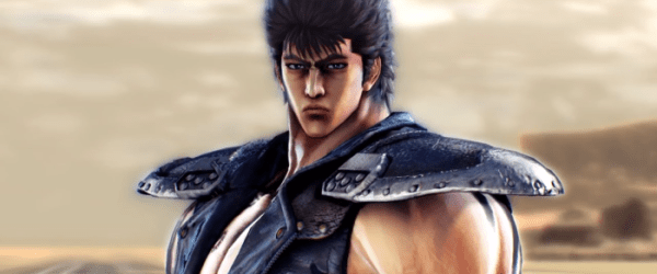 Fist of the North Star Lost Paradise, kenshiro, voice actor, who, robbie daymond