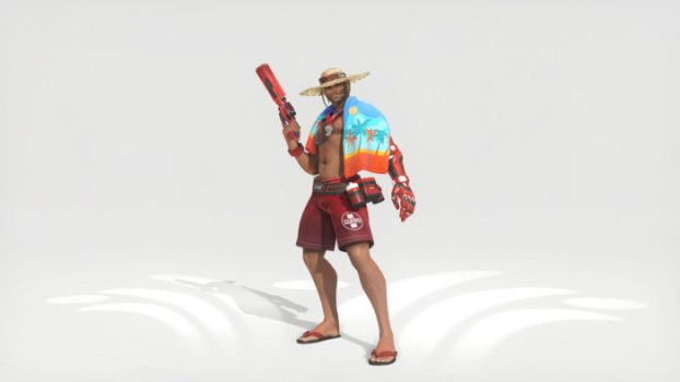 LIFEGUARD - MCCREE