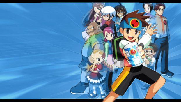 Mega Man NT Warrior