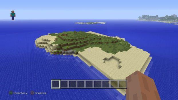 Island Adventure - Seed # 2090846439
