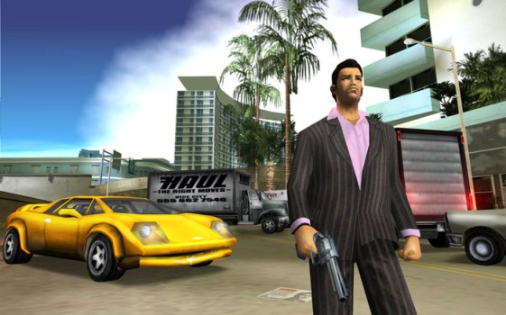 6. Grand Theft Auto: Vice City