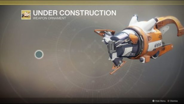 Tractor Cannon - Under Construction