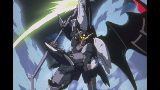 Gundam Deathscythe Hell - Mobile Suit Gundam Wing