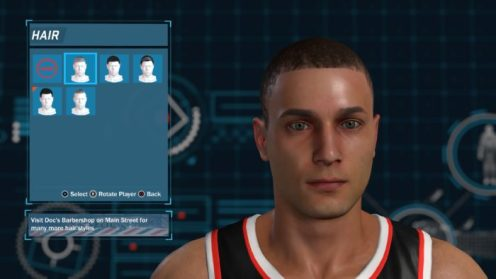 NBA 2K18: All Available Hairstyles in the Game