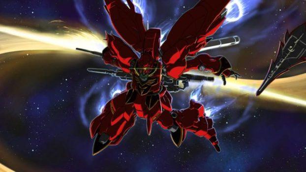 Sinanju - Mobile Suit Gundam Unicorn