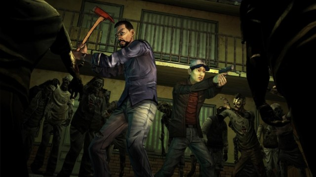 Resultado de imagen para the walking dead telltale season 1