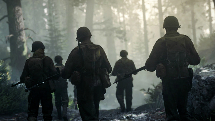 Call of Duty: WW2 Squad