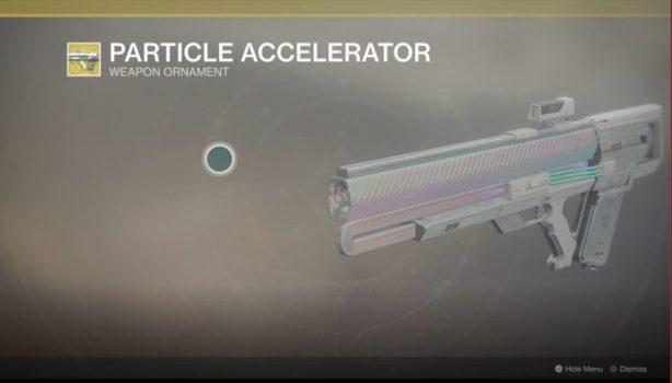 Graviton Lance - Particle Accelerator
