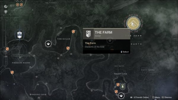 destiny 2, tyra karn location