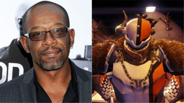 Lennie James - Lord Shaxx