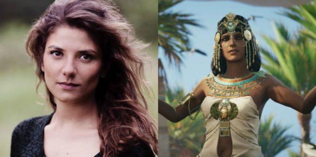 Zora Bishop - Cleopatra VII