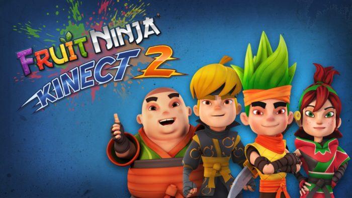 fruit ninja, fruit ninja 2, kinect