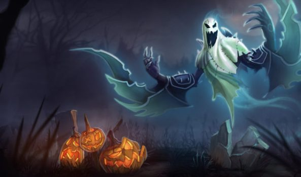 League of Legends - Haunting Nocturne