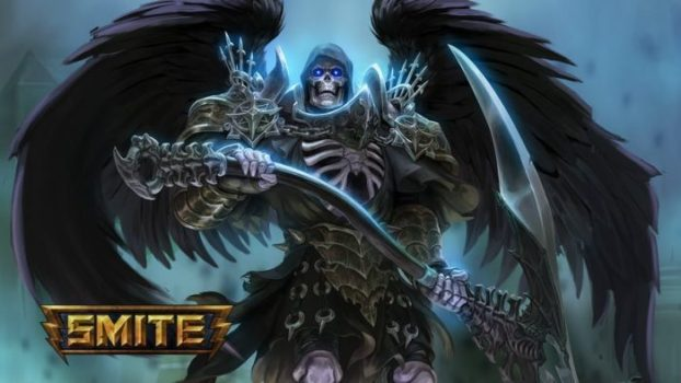 Smite - Grim Reaper Thanatos