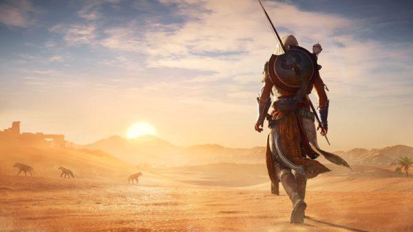 assassin's creed: origins, assassin's creed, best games, metacritic
