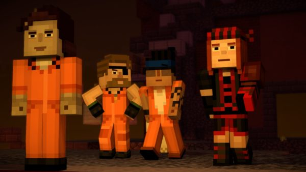 Minecraft Story Mode Season 2 Episode 4 Review