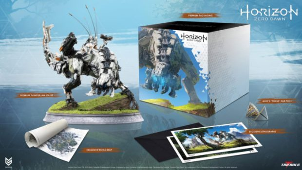 The Thunderjaw Collection Statue