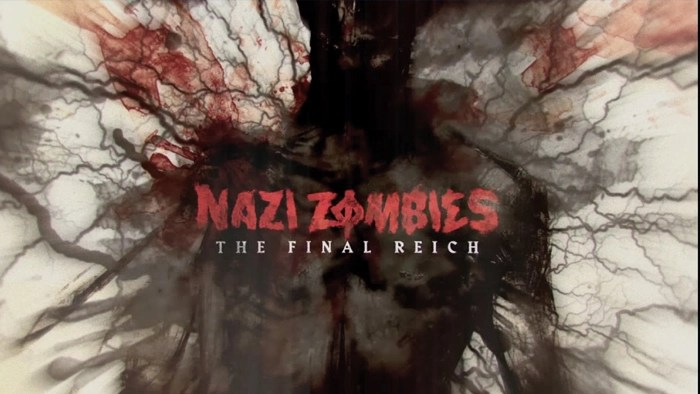 COD WW2 Zombies The Final Reich