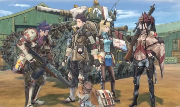 17: Valkyria Chronicles 4
