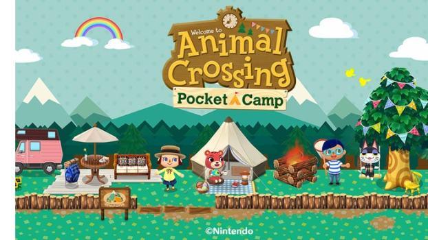 7. Animal Crossing: Pocket Camp