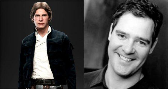 Han Solo - John Armstrong
