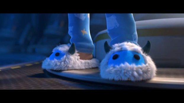 Mei Yeti Slippers